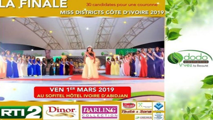 Finale Miss Districts 2019