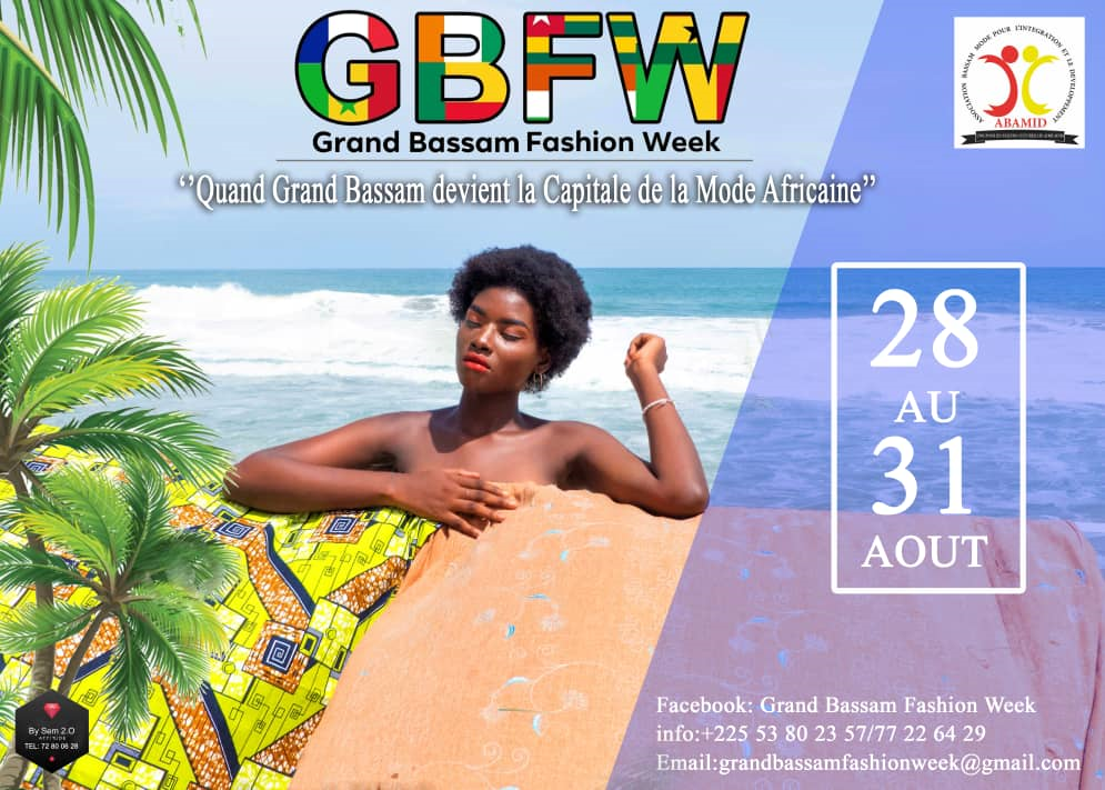 Mode: Grand Bassam Fashion week 2019