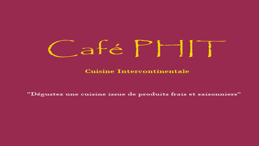 LE RESTAURANT BAR CAFE PHIT DE COCODY DANGA