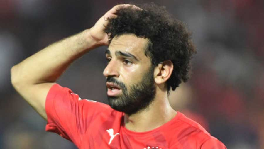 Les photos de Mohamed Salah qui choquent l'Egypte